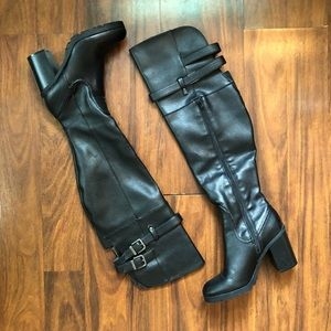 Simply Vera Vera Wang Over the Knee Boots